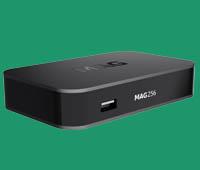 Mag Box 256 IPTV
